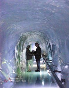Jungfrau pre wedding photography