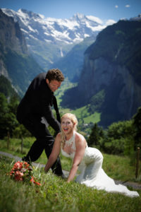 marry me in Switzerland Muerren