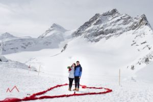 Jungfraujoch Top of Europe Switzerland