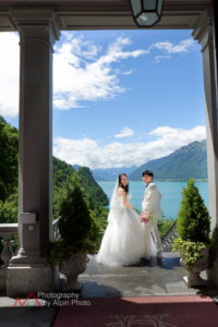 Wedding from China Switzerland