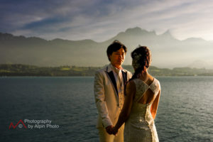 Marry and elope in Switzerland