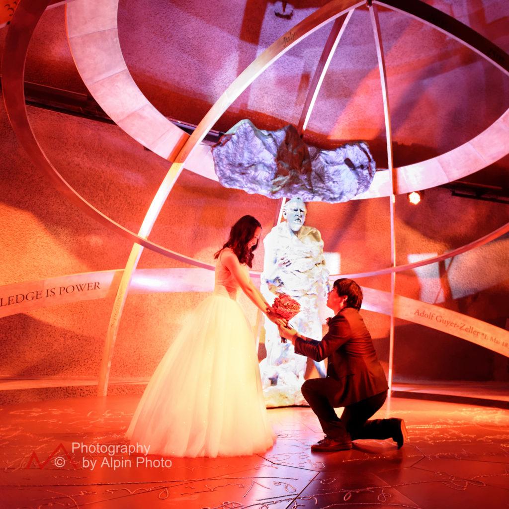 pre wedding china jungfraujoch