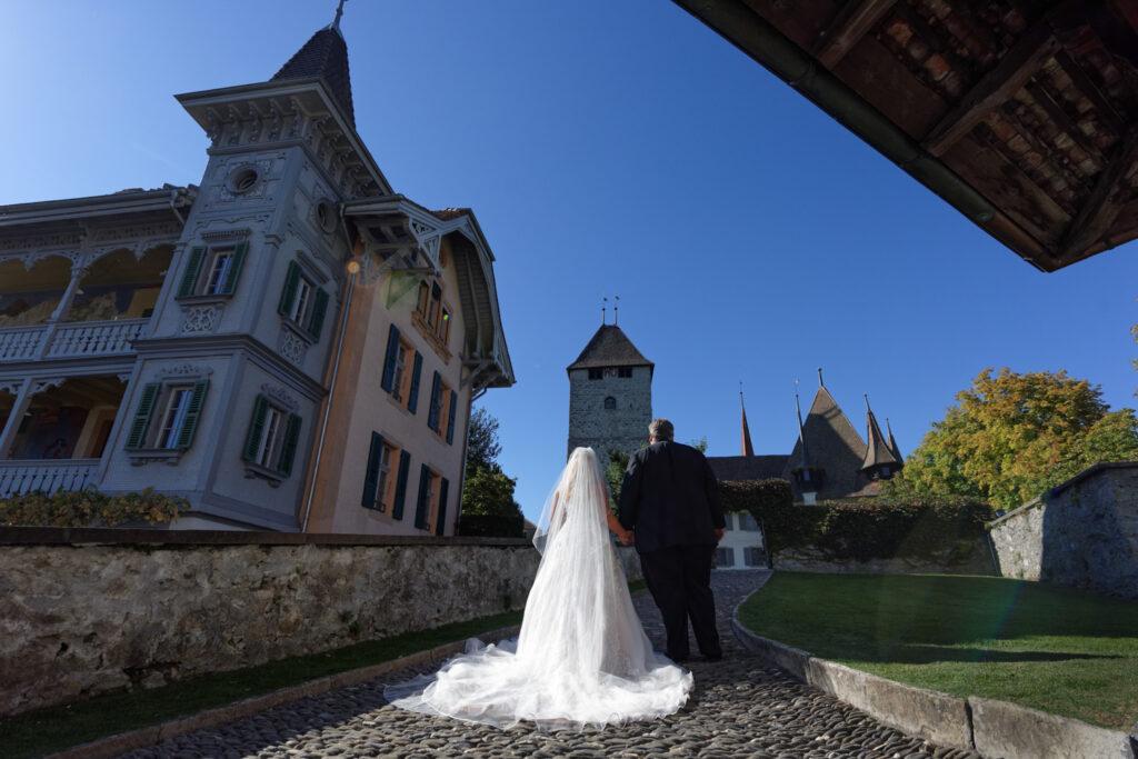 luxury castle wedding planner