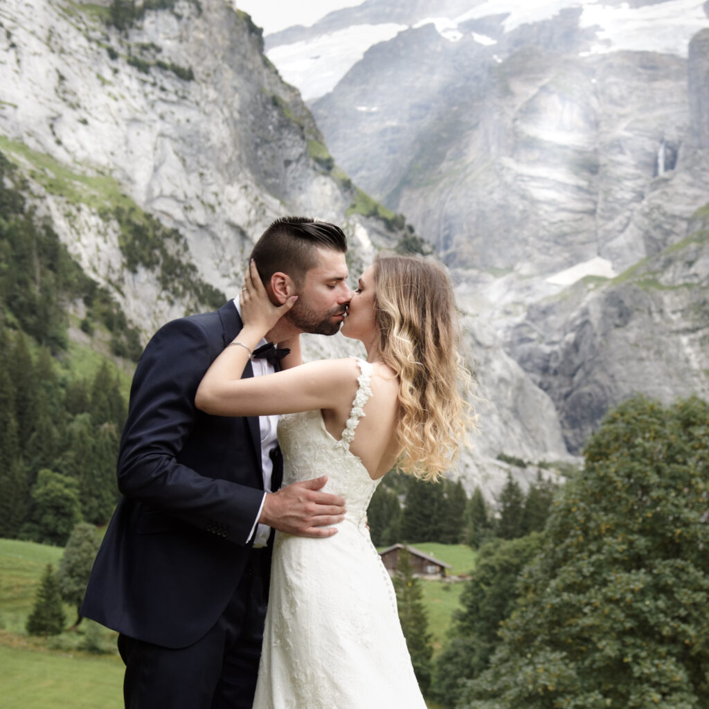 Switzerland elopement Photography