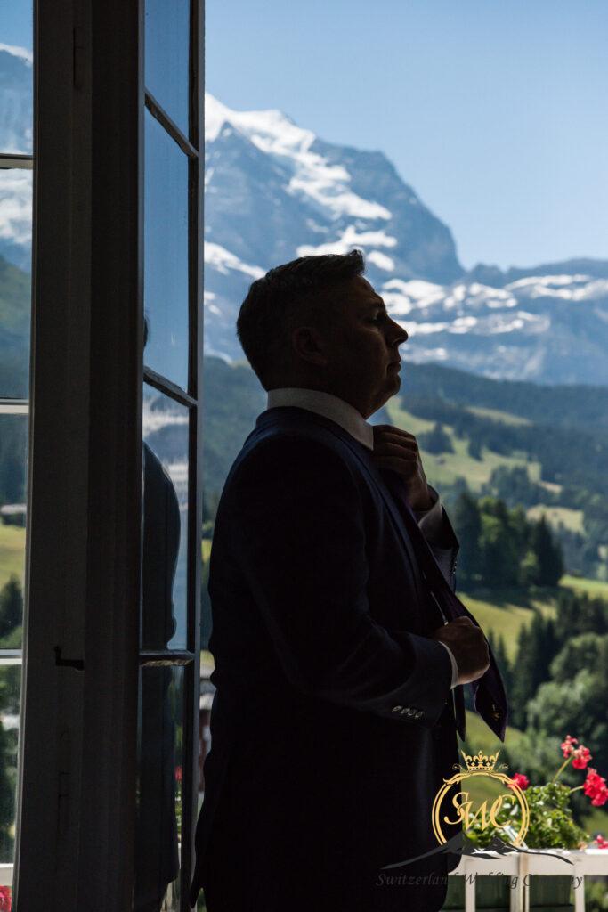 we plan your wedding destination in Switzerland Alps