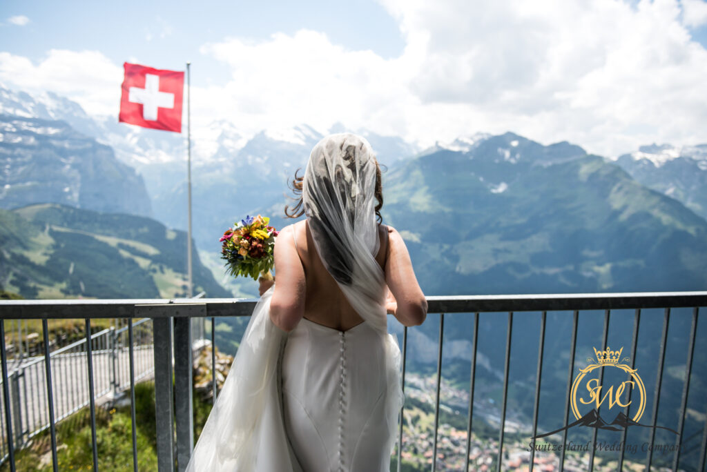 Switzerland Destination Wedding planning