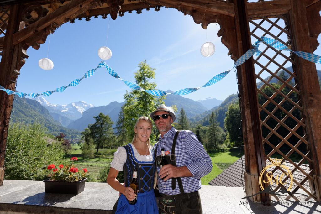 Interlaken Wedding planner