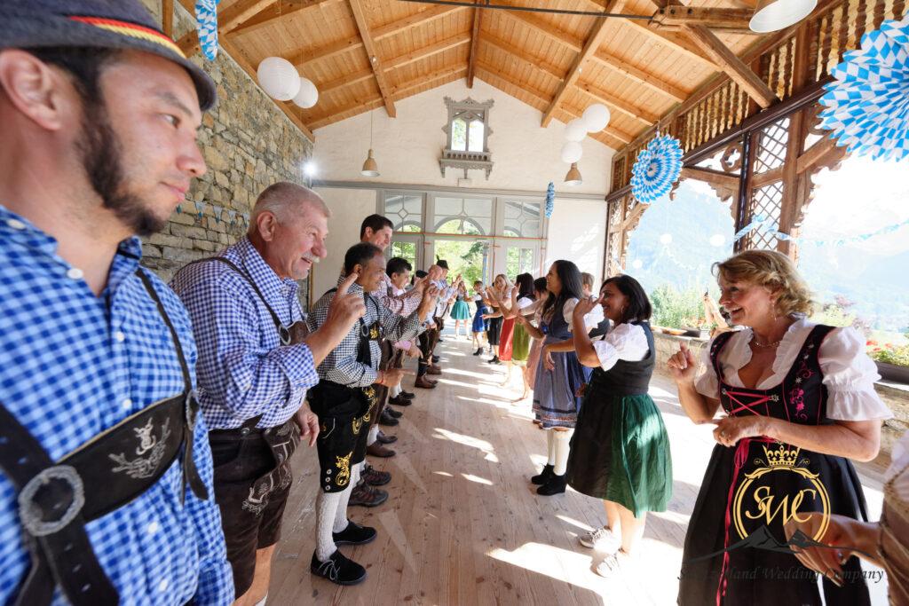 Wedding planner Intelaken, Spiez, Bern