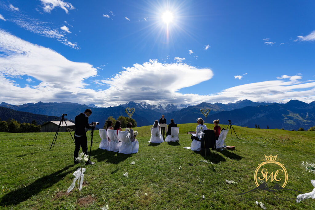 wedding planning mountain wedding ceremony