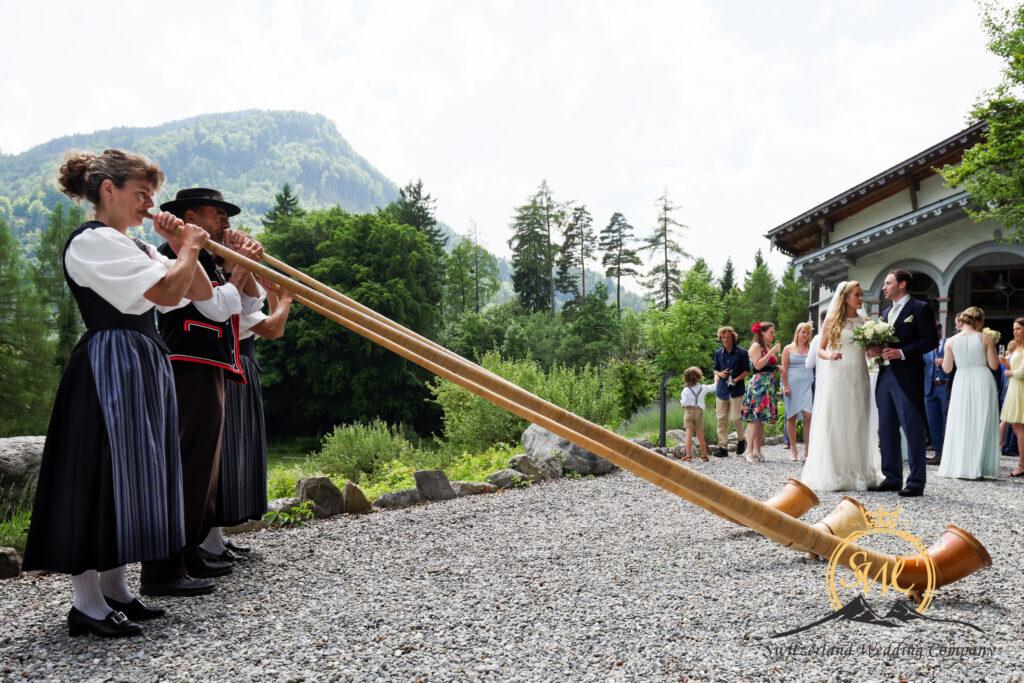 Switzerland Wedding Planner