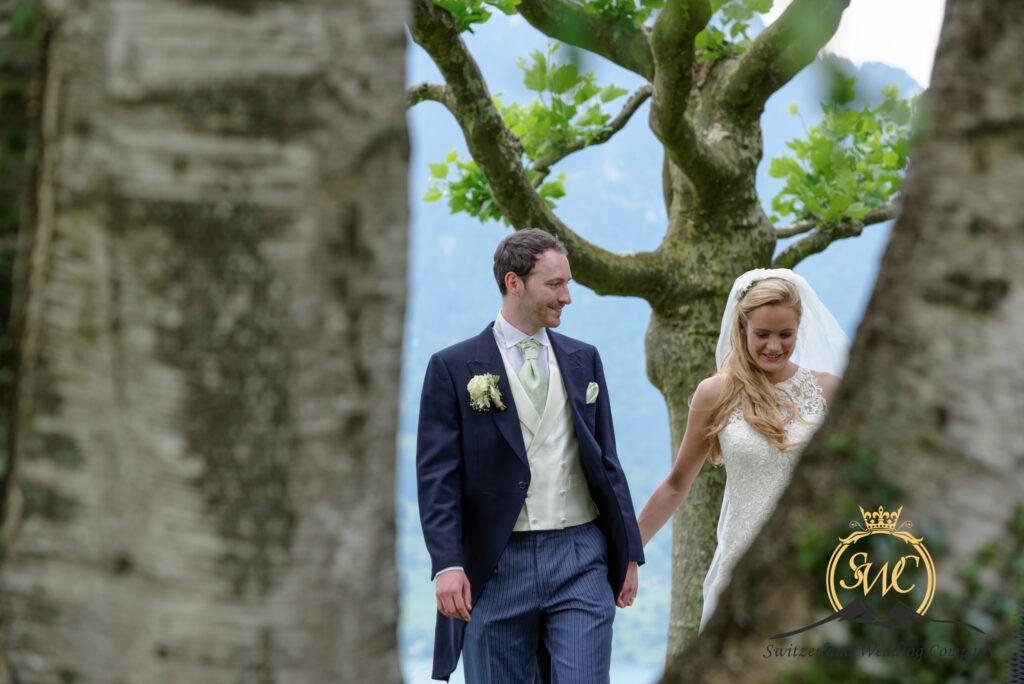 Wedding planner Interlaken