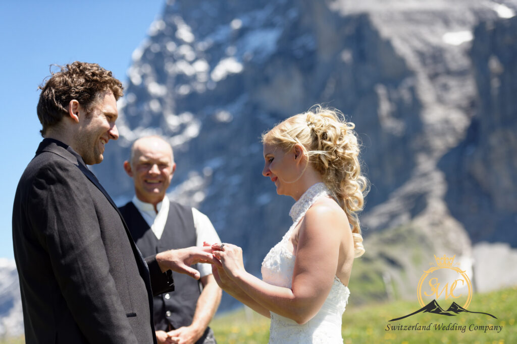 wedding planning Interlaken
