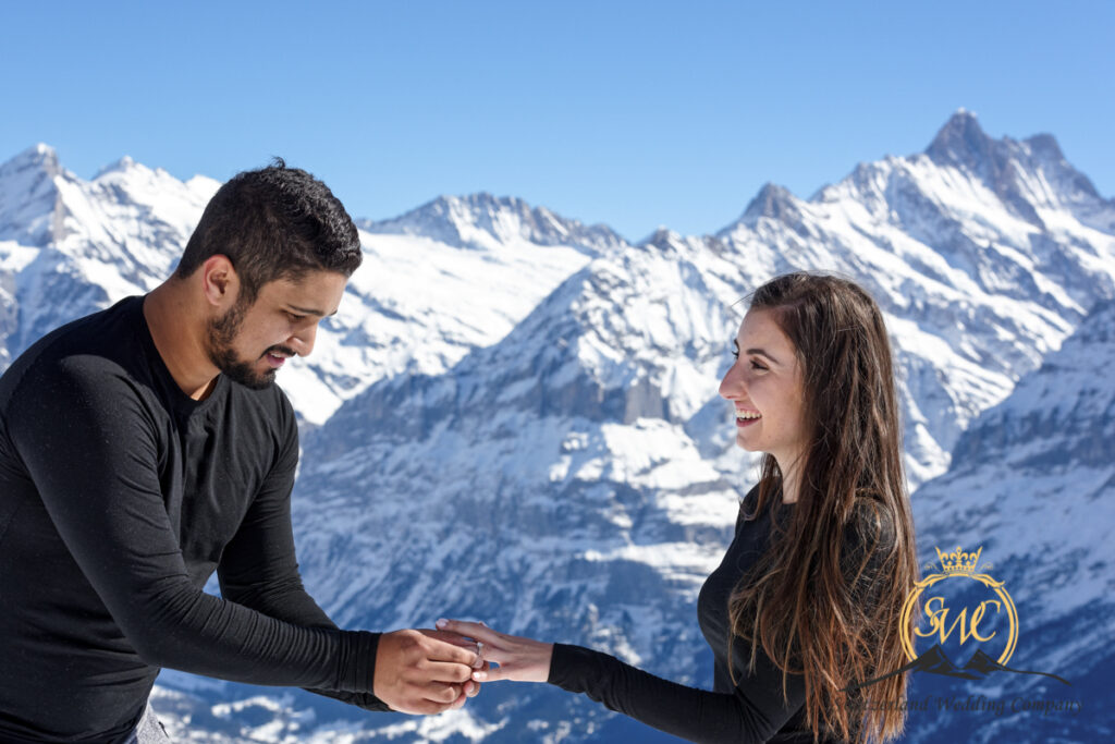 wedding proposals Switzerland