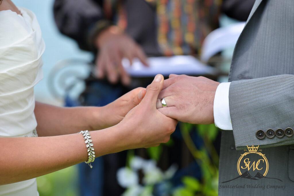 Wedding planning lakeside
