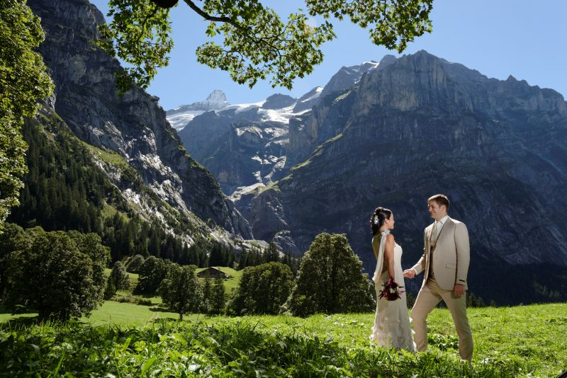 Switzerland Photographer Elopement