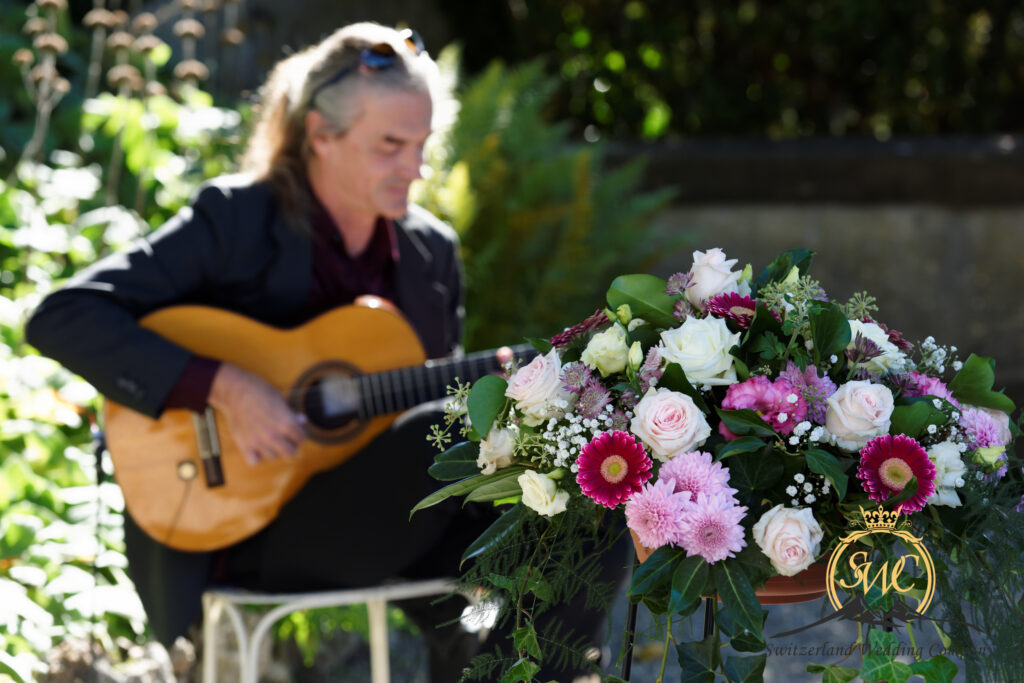professional music for your elopement