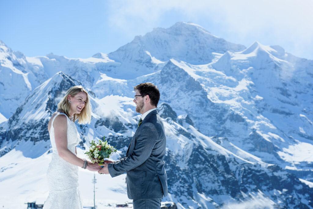 we love winter weddings