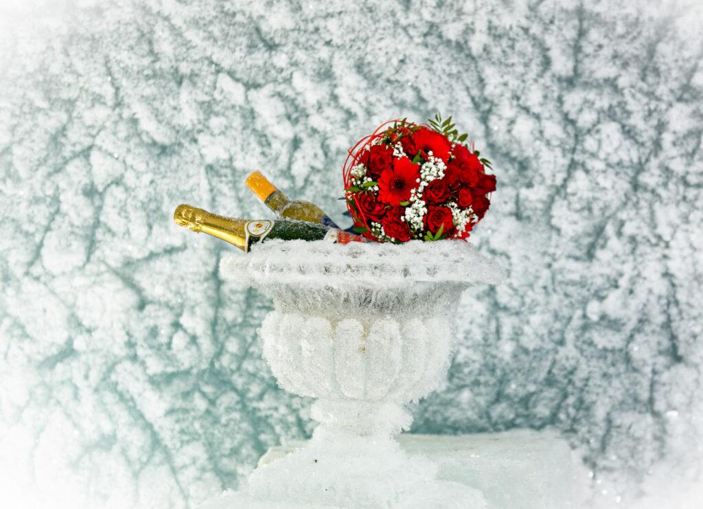 aperitif for your elopement in switzerland