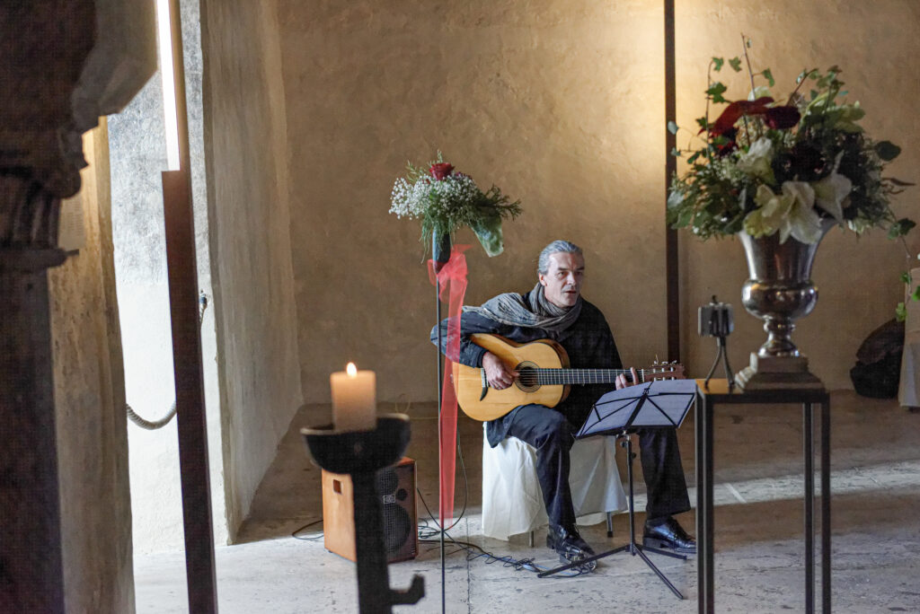 our musicians for your elopement in Switzerland