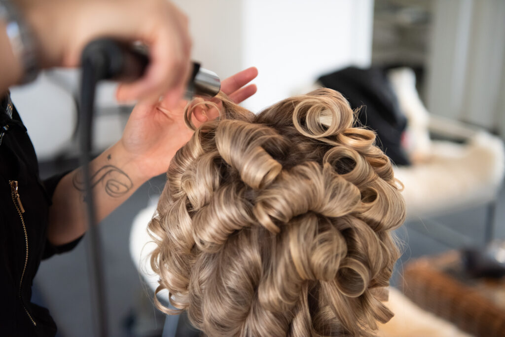 hair and make up for your wedding