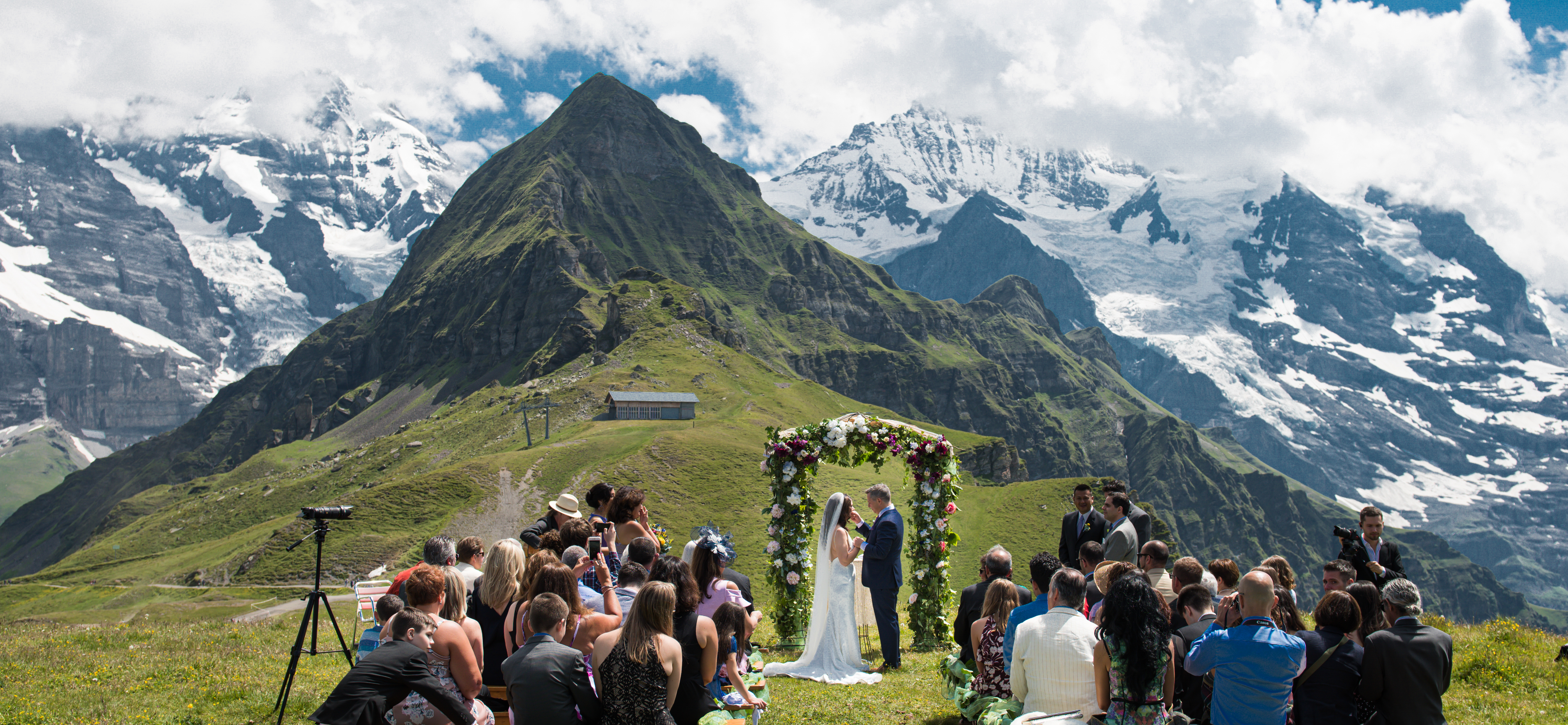 Switzerland Elopement, Wedding & Proposal Planning