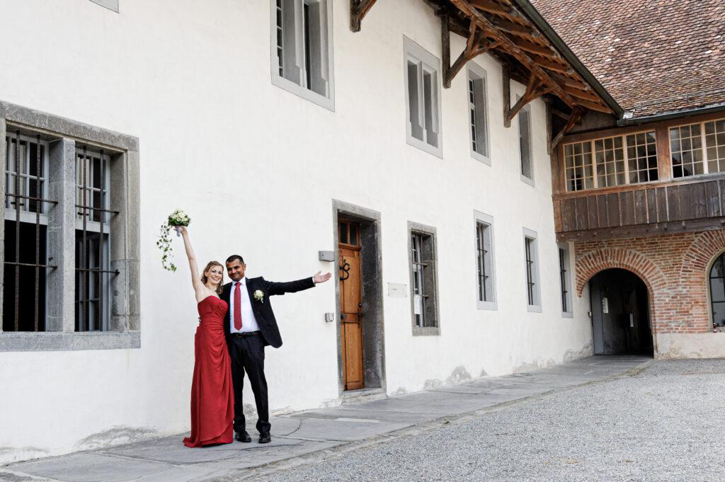 Switzerland Civil marriage license