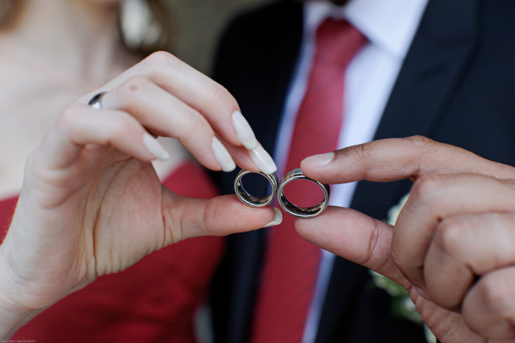 binding legal marriage in Switzerland