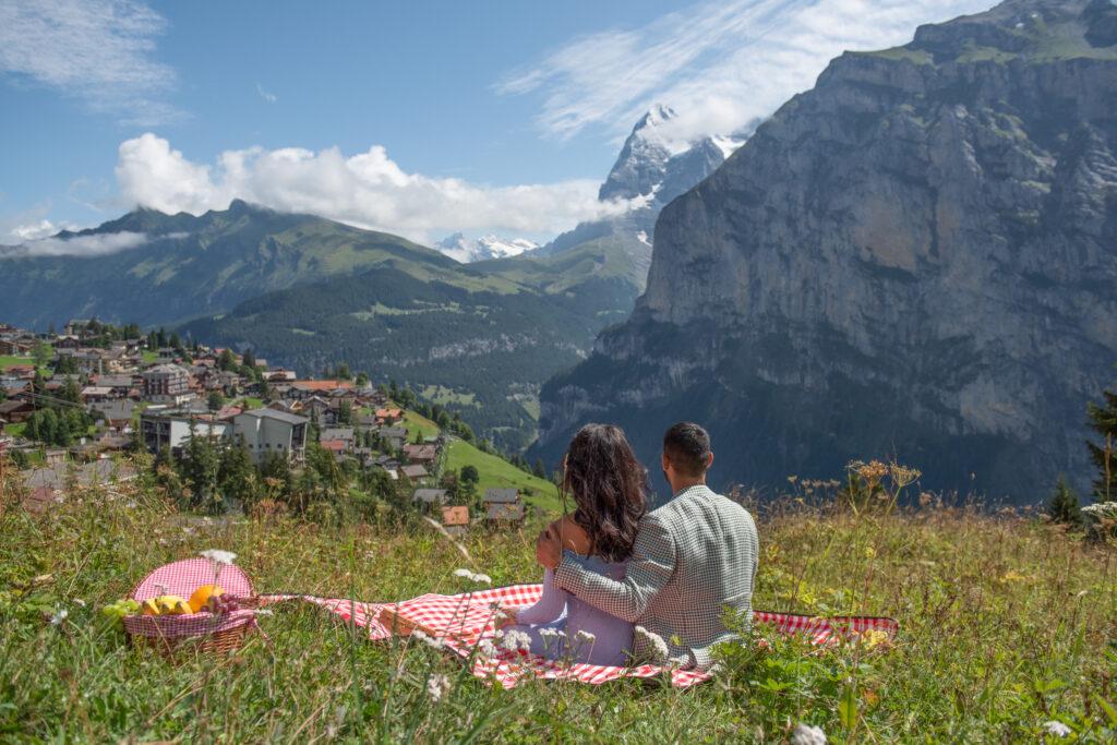 wedding proposal Interlaken photographer