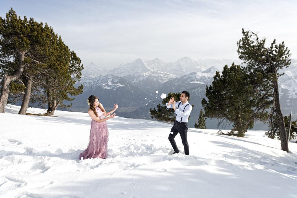 Elope in Switzerland planner