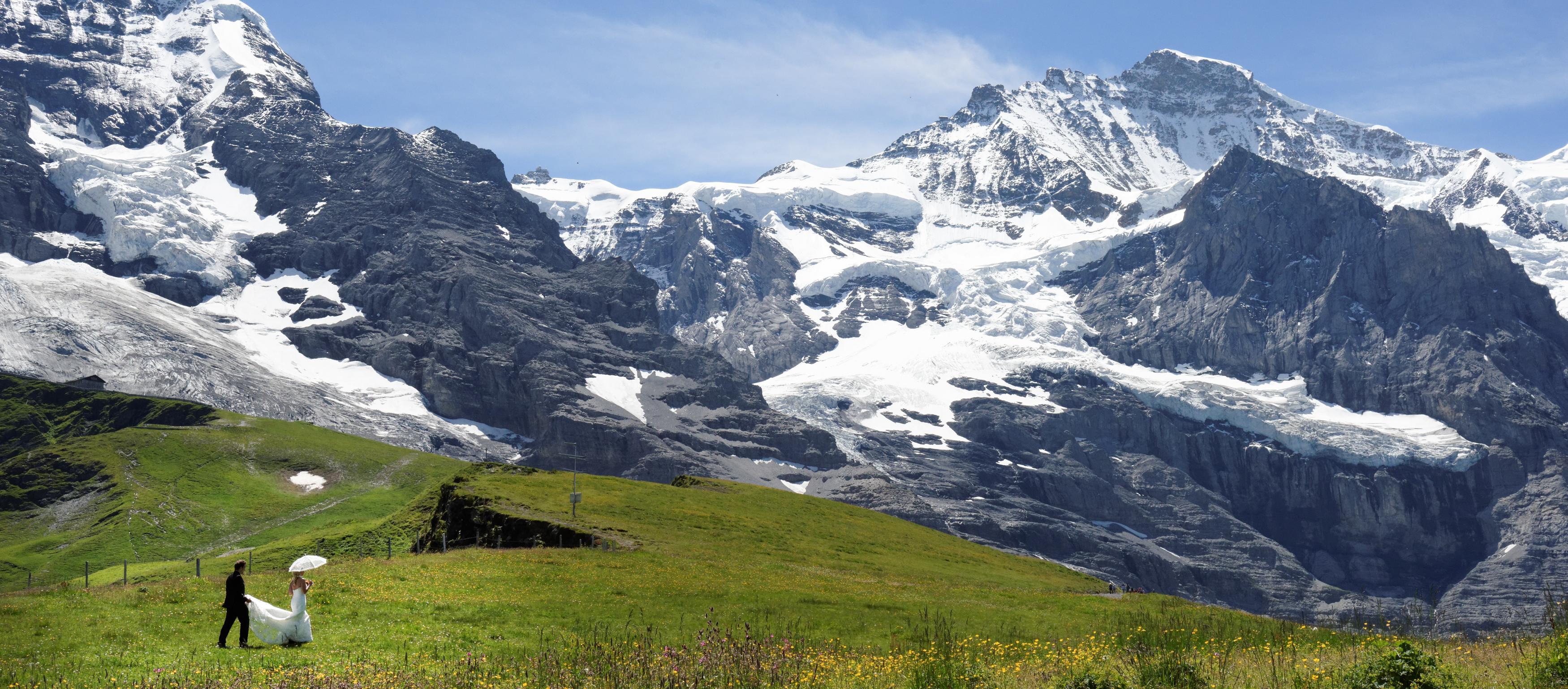 Switzerland Elopement, Wedding & Proposal Planning