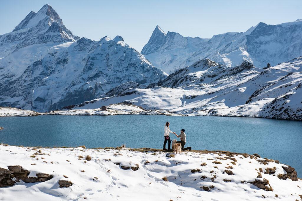 Proposal Photographer Grindelwald, Muerren, Wengen, Interlaken