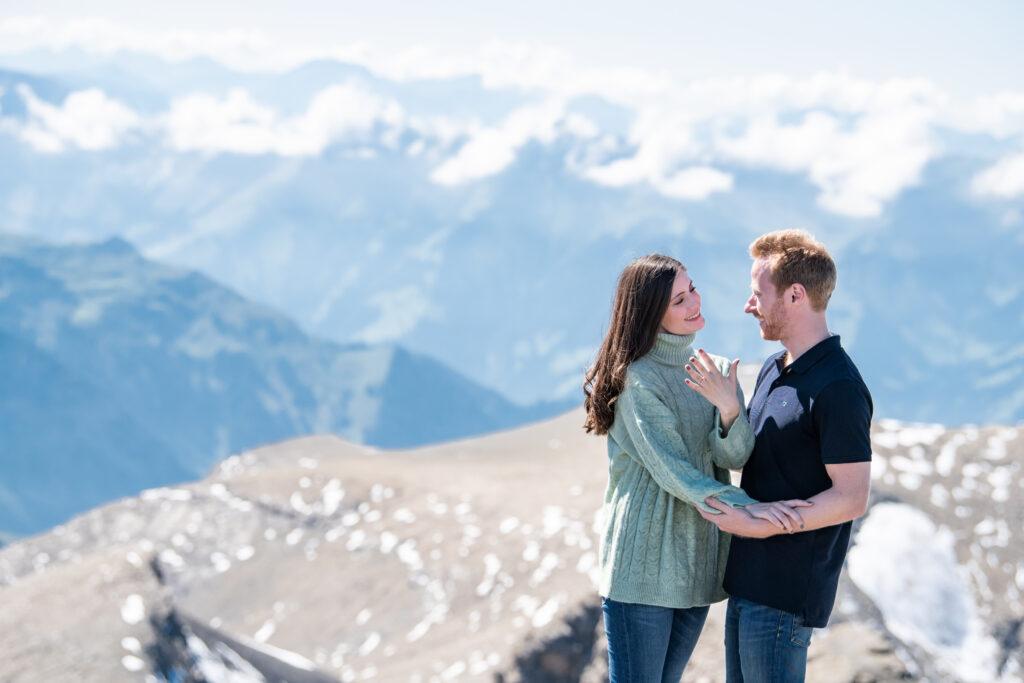 local professional photographer Muerren, Grindelwald, Wengen