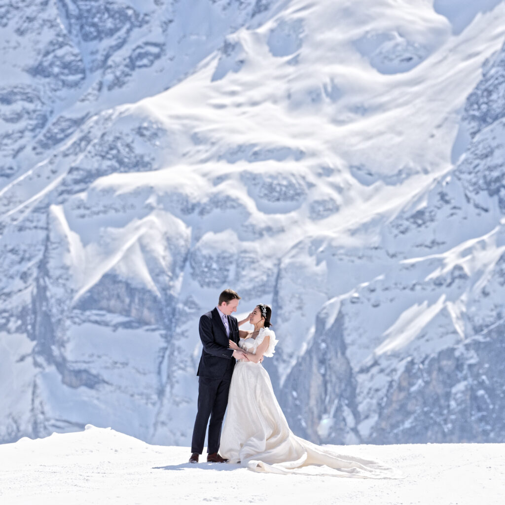Wedding and Elopements in Interlaken, Grindelwald, Muerren, Lauterbrunnen, Thun