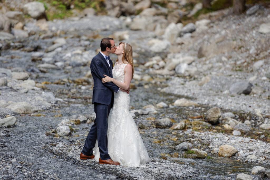 Grindelwald elopement in switzerland photographer