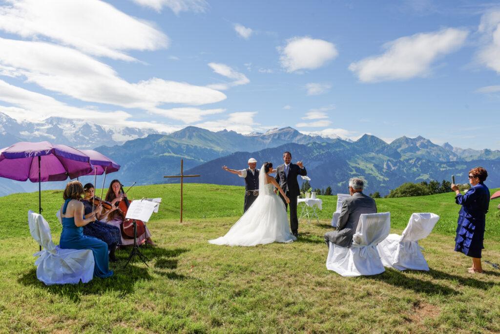 we plan your Interlaken Elopement in Switzerland