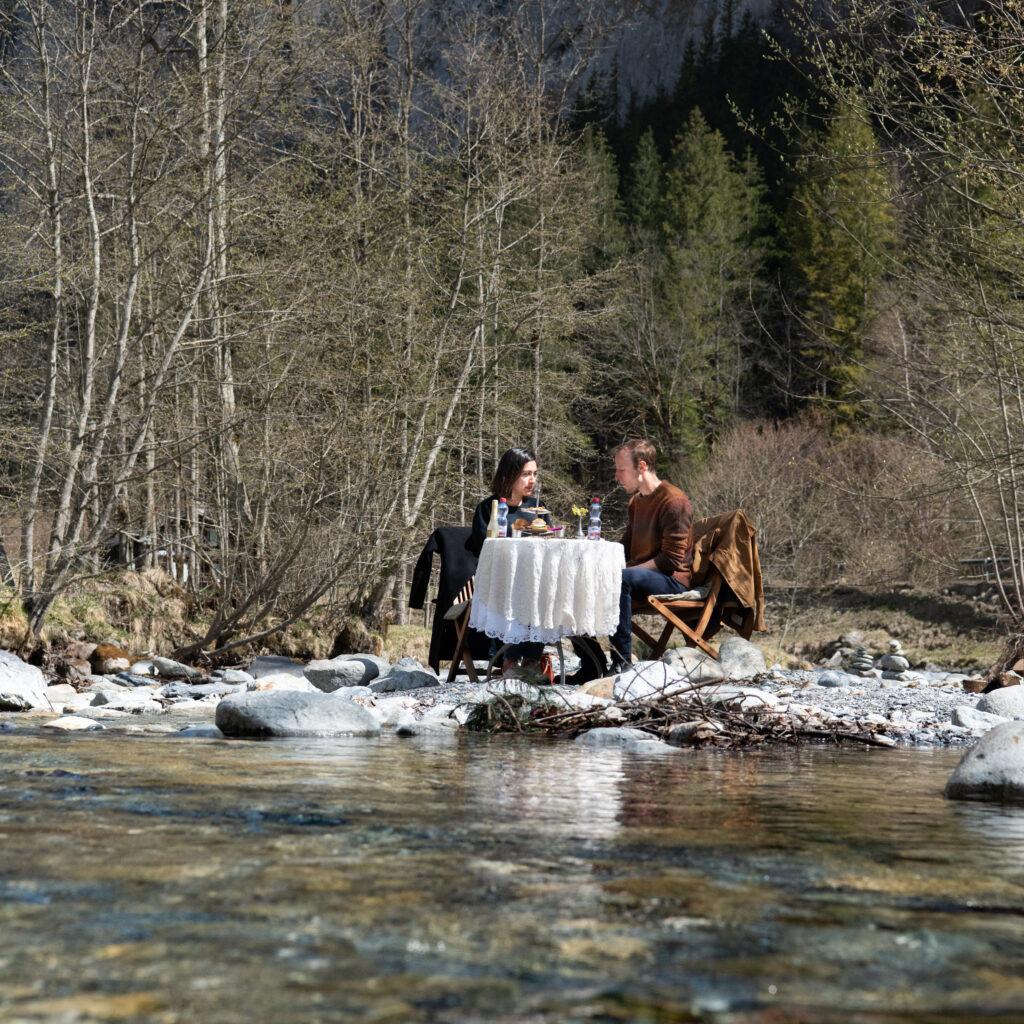 Marriage proposal Interlaken, Wengen, Blausee, Oeschinensee